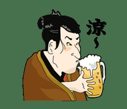 Here are Samurai era Stickers sticker #2740195