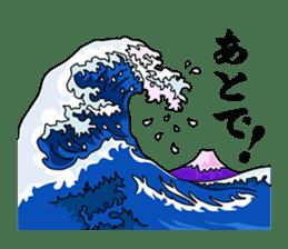 Here are Samurai era Stickers sticker #2740210