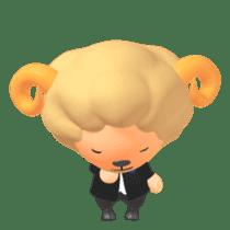Murton, the butler @FInger Navi sticker #2740253