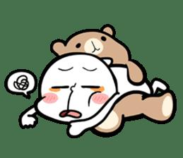 Be a child ! Mini Mochi man PUCHU ! sticker #2746538
