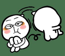 Be a child ! Mini Mochi man PUCHU ! sticker #2746540