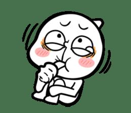 Be a child ! Mini Mochi man PUCHU ! sticker #2746551