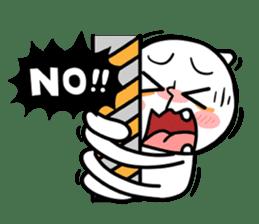 Be a child ! Mini Mochi man PUCHU ! sticker #2746554
