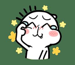Be a child ! Mini Mochi man PUCHU ! sticker #2746567