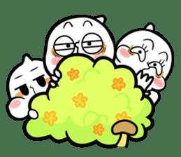 Be a child ! Mini Mochi man PUCHU ! sticker #2746570