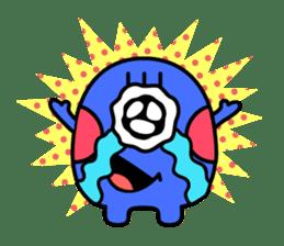 Comic Monsters sticker #2750246