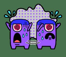 Comic Monsters sticker #2750248