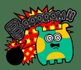 Comic Monsters sticker #2750258