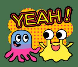 Comic Monsters sticker #2750263