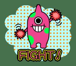 Comic Monsters sticker #2750271