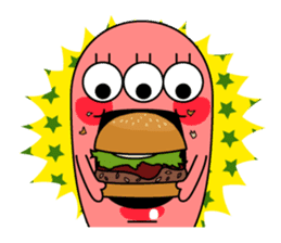 Comic Monsters sticker #2750275