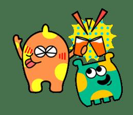 Comic Monsters sticker #2750280