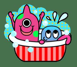Comic Monsters sticker #2750281