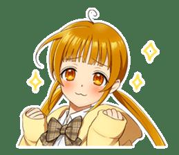 Help!!! Koigaoka Gakuen Otasuke Club sticker #2753210