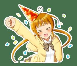 Help!!! Koigaoka Gakuen Otasuke Club sticker #2753217