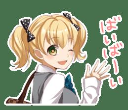 Help!!! Koigaoka Gakuen Otasuke Club sticker #2753220