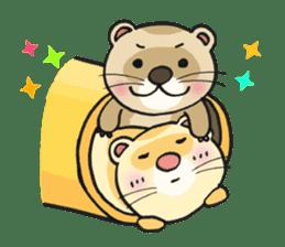 Ferret Good luck(English) sticker #2753597