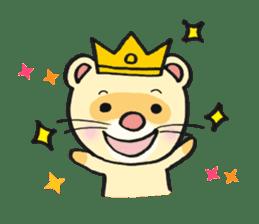 Ferret Good luck(English) sticker #2753609