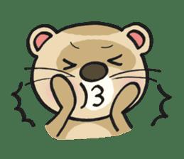 Ferret Good luck(English) sticker #2753610