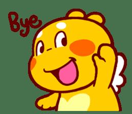 QooBee Agapi sticker #2754646