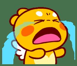 QooBee Agapi sticker #2754648