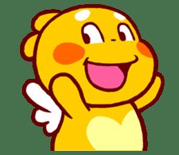 QooBee Agapi sticker #2754656