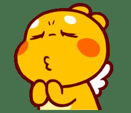 QooBee Agapi sticker #2754661