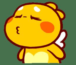 QooBee Agapi sticker #2754662