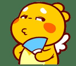 QooBee Agapi sticker #2754666