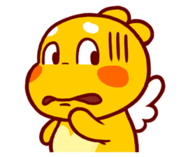 QooBee Agapi sticker #2754669