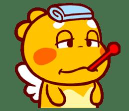 QooBee Agapi sticker #2754672