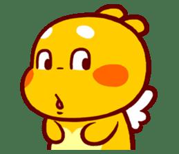 QooBee Agapi sticker #2754675