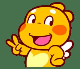 QooBee Agapi sticker #2754678