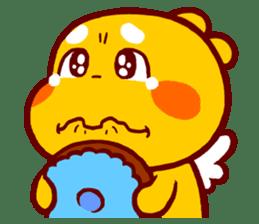 QooBee Agapi sticker #2754682