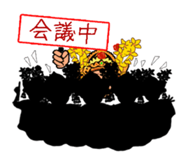 Bali Lily sticker #2754836