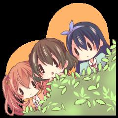 Softly Three sisters