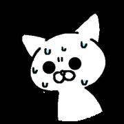 สติ๊กเกอร์ไลน์ Cat Sticker3