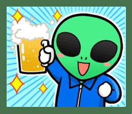 E.T Thunder sticker #2768595