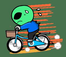 E.T Thunder sticker #2768602