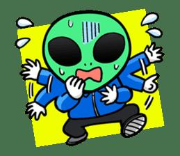 E.T Thunder sticker #2768606