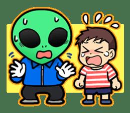 E.T Thunder sticker #2768618