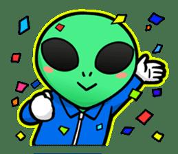 E.T Thunder sticker #2768629