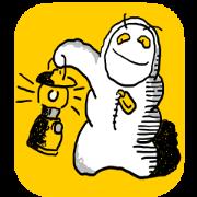 สติ๊กเกอร์ไลน์ Mummy man