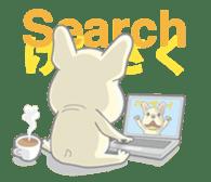 I love French Bulldog sticker #2770404