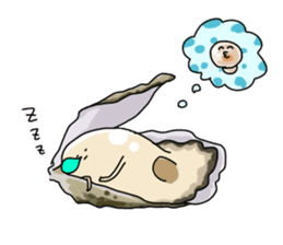 The Oyster sticker #2773394