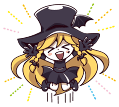 VerRy MerRy NIGHTMARE ver.J sticker #2778291