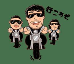 American Biker Life sticker #2781645
