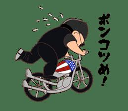 American Biker Life sticker #2781646