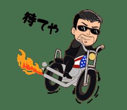 American Biker Life sticker #2781647