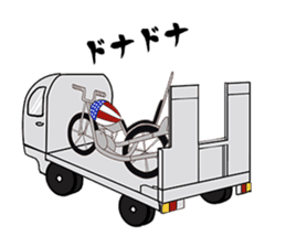 American Biker Life sticker #2781650